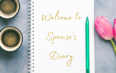 Welcome to Spouse's Diary