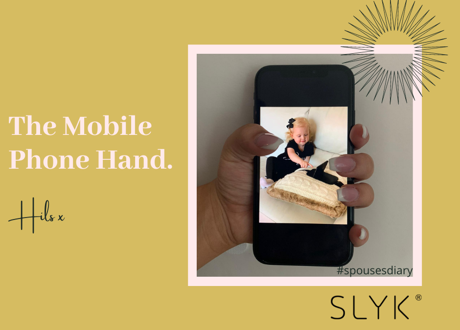 The Mobile Phone Hand